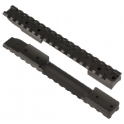 NightForce One Piece Steel Base, 20 MOA for Savage New Style
