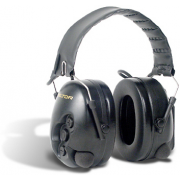 Peltor TacticalPro Electronic Hearing Protector - Collapsable Folding Headband MT15H7F-SV