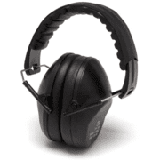 Pyramex Hearing Protection Low Profile Ear Muff NRR 31db PM5010