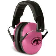 Walkers Duck Commander Ultra Lightweight Folding Ear Muffs