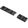 Burris Xtreme Tactical Scope Steel 2-Piece Bases ( fits Weaver-style and Picatinny-style Rings)