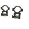 NcSTAR Scope Ring - 1 inch Weaver Ring / Black RB11