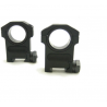 NcSTAR Scope Ring - 30mm Weaver Ring / 1 inch Aluminum Inserts High R24