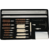 NcStar Universal Gun Cleaning Kit in Aluminum Carry Case