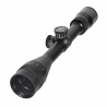 Sightron SI Hunter 4-12x40 AO Riflescope w/ Adjustable Objective